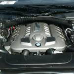 BMW Motor 740d