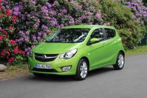 """Derr neue Opel """"Karl""""; Foto: P. Bohne"""