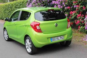 Opel Karl; Foto: P. Bohne