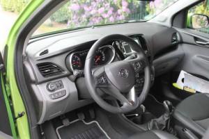 Opel Karl, Cockpit; Foto: P. Bohne