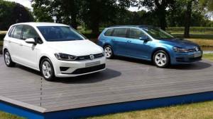 Präsentation VW Golf TST BlueMotion; Foto: P. Bohne