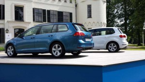 Präsentation VW Golf TSI BlueMotion; Foto: P. Bohne