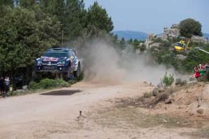 Latvala/Anttila, VW Polo R WRC; Foto: VW