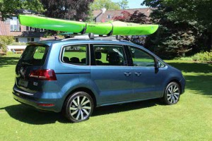VW Sharan; Foto: P. Bohne