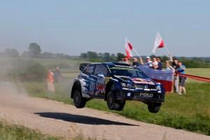 Sebastien Ogier, VW Polo R WRC; Foto: VW