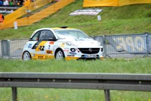 Marija Griebel, Opel Adam R2, Eisenach; Foto: P. Bohne