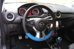 Cockpit des Adam S; Foto: P. Bohne