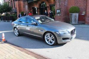 New Jaguar XF; Foto: P. Bohne