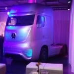 Mercedes-Benz Future Truck; Foto: P. Bohne