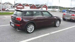New Mini Clubman; Foto: P. Bohne