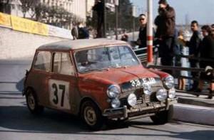 MINI Rallye Monte Carlo; Foto: MINI