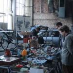 Teileverkauf; Foto: P. Bohne