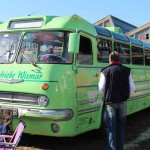 Bestimmte lange Zeit den Busverkehr in der DDR, Ikarus 55. Foto: P. Bohnes