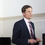 Sebastian Streuff, Geschäftsführer der Mercedes-Benz Werk Ludwigsfelde GmbH; Foto: P. Bohne