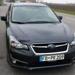 Subaru Impreza, Foto: P. Bohne