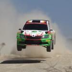Kremer/Winklhofer im WM-Lauf Rallye Mexiko