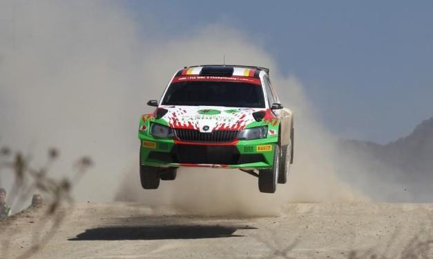 WM-Lauf Rallye Mexiko – Finaltag