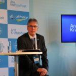 Dr. Peter Saermann, Leiter Aral-Forschung. Foto: P. Bohne