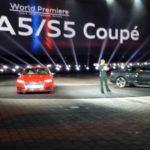 Weltpremiere Audi A5/S5 in Ingolstadt; Foto: P. Bohne
