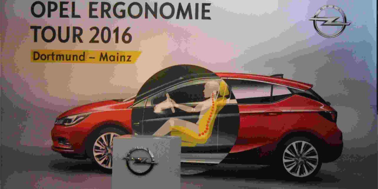Sitzentwicklung bei Opel – aus Erfahrung gut, dank Hightech perfekt