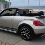 VW Beetle Dune Cabrio; Foto: P. Bohne