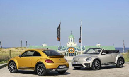 Neu: VW Beetle Dune
