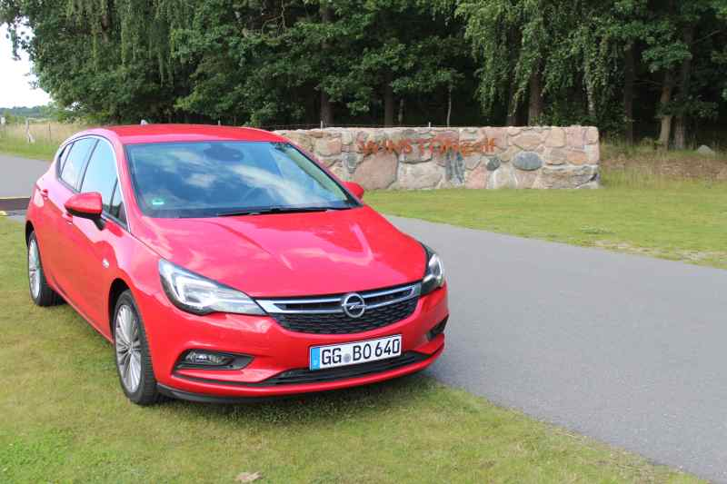 CAR of the YEAR 2016: Der neue Opel Astra