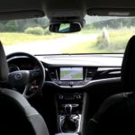 Opel Astra Cockpit; Foto: P. Bohne