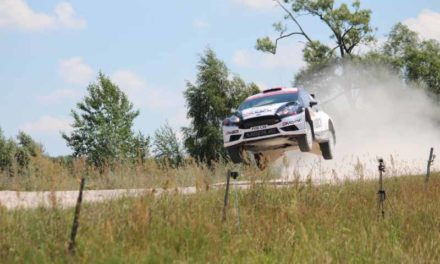 WM-Lauf Rallye Polen / Finale