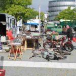 Teilemarkt, Foto: P. Bohne