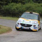 Opel Adam R2-Team Griebel/Kopzcyk; Foto: P. Bohne