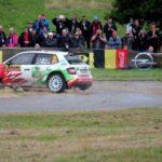 Skoda-Team Armin Kremer/Pirmin Winklhofer (Fabia R5); Foto: P. Bohne