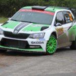 WRC2 Sieger: Esapekka Lappi, Skoda Fabia R5; Foto: P. Bohne
