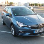 Car of the JYear: Opel Astra Sports Tourer; Foto: P. Bohne