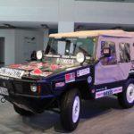 VW Iltis, erster Dakarsieg für Volkswagen. Foto: P. Bohne