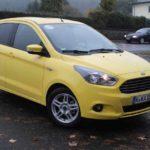neuer Ford KA+; Foto: P. Bohne