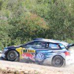 4. WM-Titel in Folge: Ogier/Ingrassia, VW Polo R WRC; Foto: P. Bohne