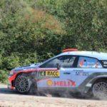 Dani Sordo, Platz 2, Hyundai i20 WRC; Foto: P. Bohne