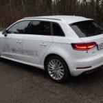 Audi A3 Sportback e-tron; Foto: P. Bohne