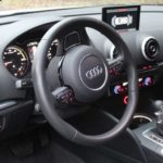 Cockpit des Audi A3 e-tron; Foto: P. Bohne