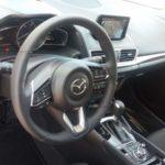 Mazda3 Cockpit; Foto: P. Bohne