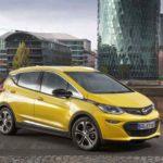 New Opel ampera-e; Foto: Opel