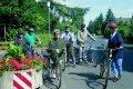 Ältere Radfahrer, gefährdete Gruppe Bild3
